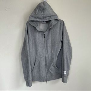 Reigning Champ x Adidas Front Zip Hooded Jacket